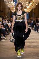 OCT 2021 Louis Vuitton SS 2022 RTW catwalk fashion show at Paris Fashion Week