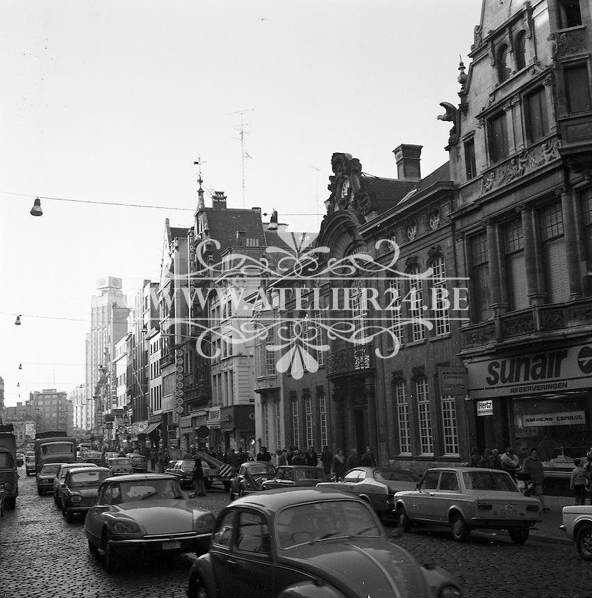 December 1975. Meir Antwerpen.