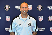 Bradenton, FL - Sunday, January 12, 2020: Referee headshots and meeting photos at the conclusion of the US Soccer Referee Program National Camp at the Fieldhouse at IMG Academy in Bradenton, FL.