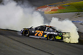 Monster Energy NASCAR Cup Series<br /> Quaker State 400<br /> Kentucky Speedway, Sparta, KY USA<br /> Saturday 8 July 2017<br /> Martin Truex Jr, Furniture Row Racing, Furniture Row/Denver Mattress Toyota Camry celebrates<br /> World Copyright: Barry Cantrell<br /> LAT Images