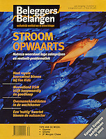 Cover of Beleggers Belangen Magazine - Germany