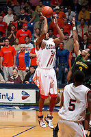 070208-Southeastern Louisiana @ UTSA Basketball (M)
