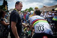 Tour de France 2012.stage 14: Limoux-Foix.191km.