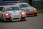 Porsche Carrera Cup GB : Rockingham : 14/15 September 2013
