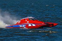 S-17 (2.5 Litre Stock hydroplane(s)