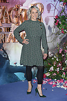 """Sara Cawood<br /> arriving for the European premiere of """"The Nutcracker and the Four Realms"""" at the Vue Westfield, White City, London<br /> <br /> ©Ash Knotek  D3458  01/11/2018"""