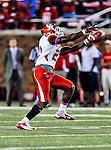 Houston Cougars wide receiver Daniel Spencer (27) in action during the game between the University of Houston Cougars and the Southern Methodist Mustangs at the Gerald J. Ford Stadium in Dallas, Texas. SMU defeats Houston 72 to 42....