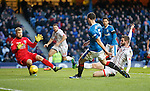 Lee Wallace scores for Rangers
