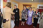 St Patricks NS Slane President Visit