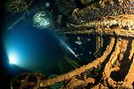 The wrecks of Truk Lagoon: the Heian Maru