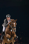 Ludger Beerbaum of Germany riding Colestus in action during the Longines Grand Prix as part of the Longines Hong Kong Masters on 15 February 2015, at the Asia World Expo, outskirts Hong Kong, China. Photo by Victor Fraile / Power Sport Images