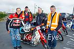 l to r: Alan Keliher (Killorglin), Ger Sullivan (Beaufort), Gene Sullivan (Killorglin) and Tom Keliher (Beaufort).