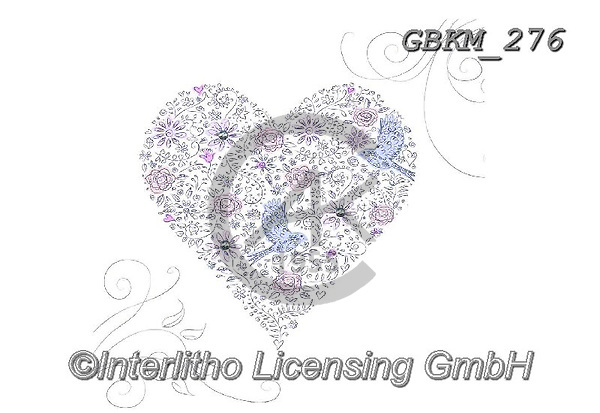 Kate, WEDDING, HOCHZEIT, BODA, valentine, Valentin, paintings+++++Feminine page 12,GBKM276,#W#,#V#, EVERYDAY ,valentine,hearts
