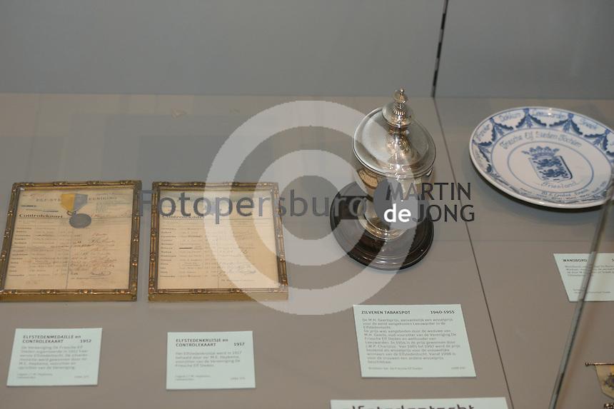 SCHAATSEN: SNEEK: 15-01-2020, Fries Scheepvaart Museum, Dag van de Elfstedentocht, ©foto Martin de Jong