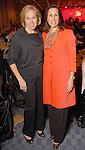 Deana Blackburn and Janine Iannarelli at the Saks Fifth Avenue Fashion Show and Luncheon at the Nutcracker Market Thursday Nov. 12,2009. (Dave Rossman/For the Chronicle)