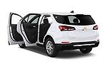 Car images of 2022 Chevrolet Equinox LT 5 Door SUV Doors