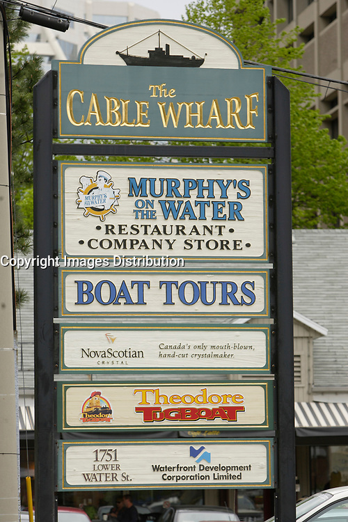 Halifax (NS) CANADA, June 1, 2007 -<br /> <br /> Halifax harbour<br /> <br />     photo by Pierre Roussel - Images Distribution