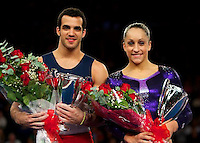 2012 AT&T American Cup/Nastia Liukin Cup