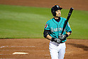 MLB: Ichiro Suzuki of Seattle Mariners: Spring training game