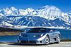 Essai Bugatti EB110 1993