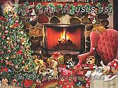 Lori, CHRISTMAS SYMBOLS, WEIHNACHTEN SYMBOLE, NAVIDAD SÍMBOLOS, paintings+++++Christmas Mischief_13_10in_72,USLS151,#xx#
