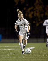 "Boston College forward Kristen Mewis (19). Boston College defeated West Virginia, 4-0, in NCAA tournament ""Sweet 16"" match at Newton Soccer Field, Newton, MA."