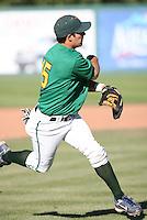 David Macias / Boise Hawks..Photo by:  Bill Mitchell/Four Seam Images