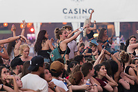 Chromeo performs at the Festival d'ete de Quebec (Quebec Summer Festival) on July 5, 2018. THE CANADIAN PRESS IMAGES/Francis Vachon
