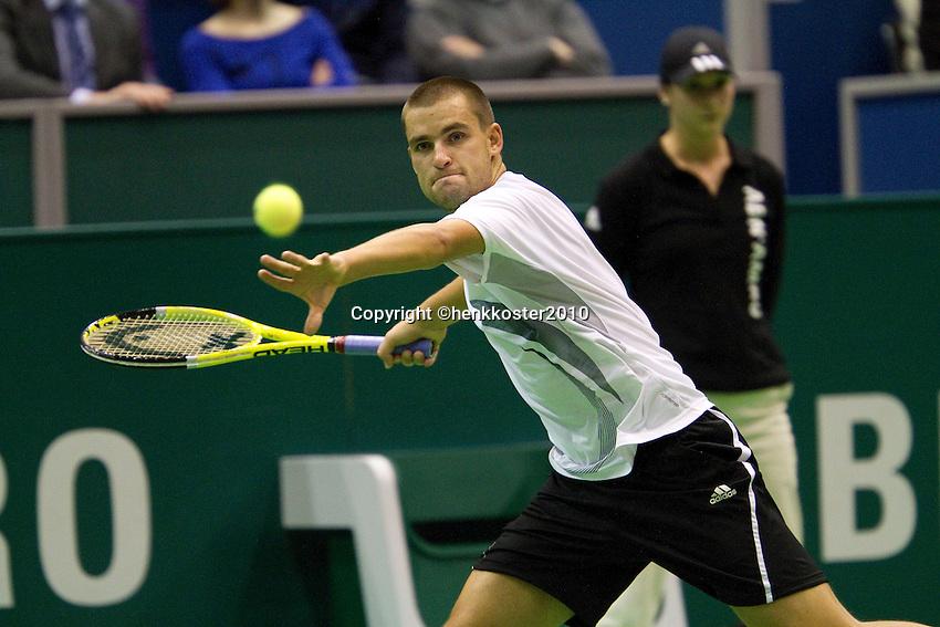 13-2-10, Rotterdam, Tennis, ABNAMROWTT,.Mikhail Youzhny,
