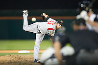 Albuquerque Isotopes pitcher Josh Wall #45 delivers a pitch during the Triple-A All-Star Game Coca-Cola Field on July 11, 2012 in Buffalo, New York.  The Pacific Coast League defeated the International League 3-0.  (Mike Janes/Four Seam Images via AP Images)