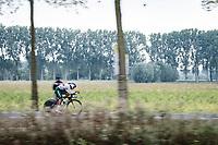 Jorge Peyrot Balvanera (MEX/Start Cycling)<br /> <br /> World Championships U23 Men - ITT <br /> Time Trial from Knokke-Heist to Bruges (30.3km)<br /> <br /> UCI Road World Championships - Flanders Belgium 2021<br /> <br /> ©kramon