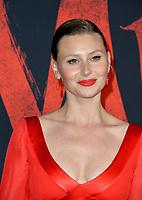 """LOS ANGELES, CA: 09, 2020: Aly Michalka at the world premiere of Disney's """"Mulan"""" at the El Capitan Theatre.<br /> Picture: Paul Smith/Featureflash"""