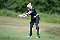 Jennifer Gibney (Cathy Brown in Mrs Brown's Boys) during the Bulmers 2018 Celebrity Cup at the Celtic Manor Resort. Newport, Gwent,  Wales, on Saturday 30th June 2018<br /> <br /> <br /> Jeff Thomas Photography -  www.jaypics.photoshelter.com - <br /> e-mail swansea1001@hotmail.co.uk -<br /> Mob: 07837 386244 -