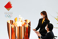 2021 The Olympic Games Flame for delayed 2020 Tokyo Games starts Mar 25th
