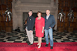 Fiona Hyslop MSP, Cabinet Secretary, Culture and External Affairs hosted a reception for the Edinburgh International Film Festival (EIFF) in the Great Hall, Edinburgh Castle this evening<br /> Pic Kenny Smith, Kenny Smith Photography<br /> 6 Bluebell Grove, Kelty, Fife, KY4 0GX <br /> Tel 07809 450119,