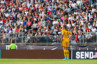 EAST HARTFORD, CT - JULY 5: Alyssa Naeher #1 of the United States during a game between Mexico and USWNT at Rentschler Field on July 5, 2021 in East Hartford, Connecticut.