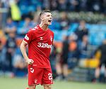 04.08.2019 Kilmarnock v Rangers: Jordan Jones celebrates