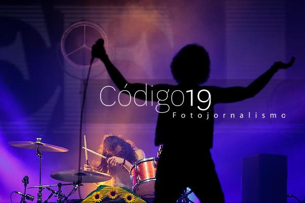 SAO PAULO, SP 07.04.2019: LOLLAPALOOZA-SP - Show com Greta Van Fleet. Lollapalooza Brasil 2019, que acontece de 05 a 07 de abril no Autodromo de Interlagos, zona sul da capital paulista. (Foto: Ale Frata/Codigo19)