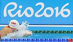 James Leroux, Rio 2016 - Para Swimming /// Paranatation.<br /> James Leroux competes in the men's 100m breaststroke // James Leroux participe au 100 m brasse masculin. 08/09/2016.
