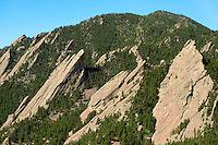 Flatirons, Boulder, Colorado.  May 2013.  88018