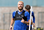 St Johnstone Training...  McDiarmid Park<br />Shaun Rooney pictured during training ahead of Saturday's opening league game of the season at Ross County.<br />Picture by Graeme Hart.<br />Copyright Perthshire Picture Agency<br />Tel: 01738 623350  Mobile: 07990 594431