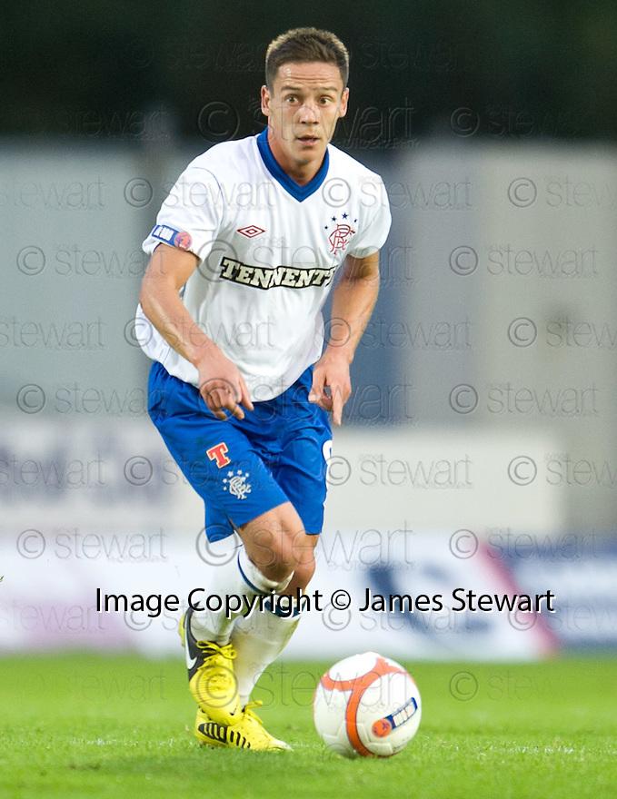 Ian Black - Rangers FC
