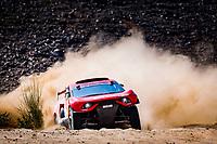 6th January 2021; Wadi Al Dawasir to Riyadh, Saudia Arabia; Dakar 2021 Rally, stage 4;  305 Loeb Sébastien (fra), Elena Daniel (mco), Hunter, Bahrain Raid Xtreme, Auto, BRX, action during the 4th stage of the Dakar 2021 between Wadi Al Dawasir and Riyadh, in Saudi Arabia on January 6, 2021