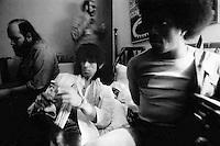 Rolling Stones, Milwaukee, 1975, Keith Richards