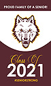 2021 Graduation Signs / Banners