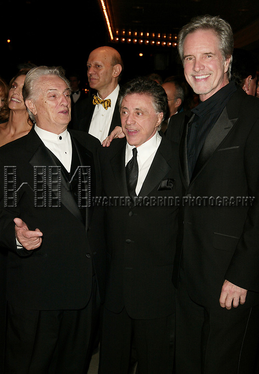 Tommy DeVito, Frankie Valli and Bob Gaudio<br />