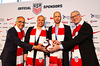 USMNT head coach introductory press conference, December, 04, 2018