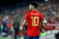 Spain's Marco Asensio during the Qualifiers - Group F to Euro 2020 football match between Spain and Norway on 23th March, 2019 in Valencia, Spain. (ALTERPHOTOS/Manu R.B.)<br /> Valencia 23-03-2019 <br /> Football Qualifying match Euro2020<br /> Spain Vs Norway <br /> foto Alterphotos/Insidefoto <br /> ITALY ONLY