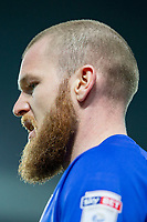 Aron Gunnarsson of Cardiff City during the Sky Bet Championship match between Aston Villa and Cardiff City at Villa Park, Birmingham, England on 10 April 2018. Photo by Mark  Hawkins / PRiME Media Images.
