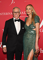 NEW YORK, NY - OCTOBER 13: Tommy Hilfiger and Dee Hilfiger Ocleppo at the 2021 Fashion Group International Night Of Stars Gala at Casa Cipriani in New York City on October 13, 2021. Credit: John Palmer/MediaPunch